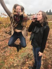 Apple hill & Wine tasting day